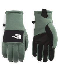 The North Face Sierra Etip Glove - Verde
