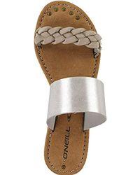 O'neill Sportswear Kim Flat Sandal - Brown