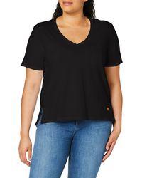 G-Star RAW Core Ovvela Short Sleeve Shirt - Black