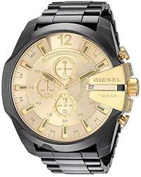 DIESEL Horloge 4.05143E+12 - Noir
