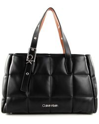 Calvin Klein Tote Black - Nero