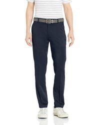 Amazon Essentials Slim-Fit Stretch Golf Pant - Bleu