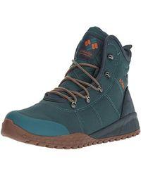 Columbia Fairbanks Omni-heat Ankle Boot - Multicolour