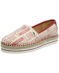 92821968071bd Loafer - Red