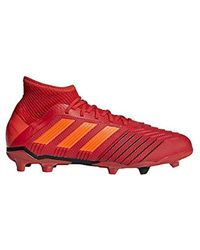 c697d37eb238a adidas Predator 18.1 Youth Fg Cleats [cblack] (1.5) for Men - Lyst