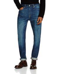 Levi's 522 Slim Taper Jeans - Blue