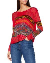 Desigual TS_YESS T-Shirt ,rouge