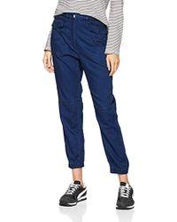 d4b54526261 G-Star RAW G-star Army Radar Loose Sport Wmn Trousers in Blue - Save 49% -  Lyst