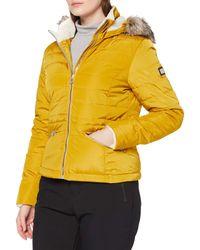 Regatta - Westlynn WaterRepellent High Shine Fabric Thermoguard Insulation Taffeta Lined Luxury Faux Fur Trim Coat Jacket - Lyst