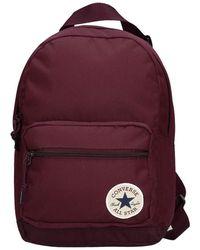 Converse Go Lo Backpack Burgundy/Winetasting - Violet