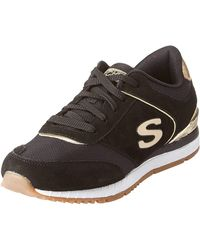 Skechers 910, Zapatillas para Mujer - Negro