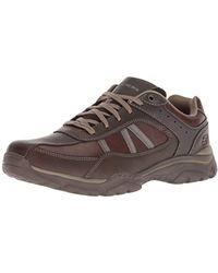 Skechers 65418 Sneaker - Braun