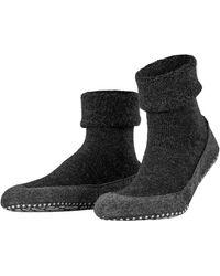 FALKE Cosyshoe M Slipper Sock - Grey