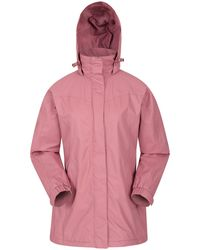 Mountain Warehouse Waterproof Rain - Pink