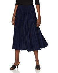 Lacoste Jf5455 Skirt - Blue