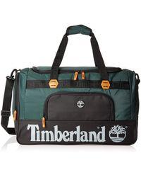 "Timberland Twin Mountain 22"" Wheeled Duffle - Black"