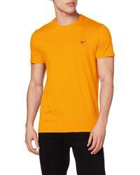 Superdry Collective Tee T-Shirt - Orange