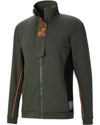 PUMA - Train Knit Full Zip Jacket - Lyst