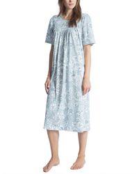 CALIDA - Soft Cotton Camicia da Notte - Lyst