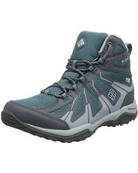 Columbia Peakfreak Xcrsn Ii Xcel Mid Outdry High Rise Hiking Boots - Grey