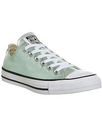 Converse Chuck Taylor All Star  70 Vintage  36 Canvas in Natural - Lyst 4b18c3317