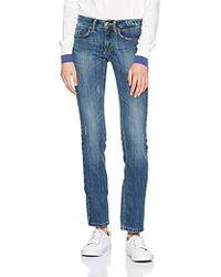 Liu Jo - BOTTOM UP Regular-Jeans in Mittelblauer Waschung - Lyst