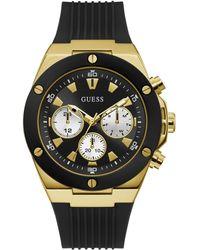 Guess Uhr Trendy Art. GW0057G1 - Schwarz