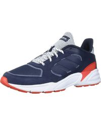adidas 90s Valasion Track Shoe - Blue