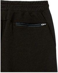 "Amazon Essentials Tech Fleece 9"" Short Workout-and-Training-Shorts - Negro"