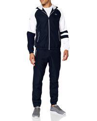 Lacoste Sport WH2043 Pantalon de survêtement - Bleu