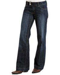 Stetson 214 City Trouser - Blue