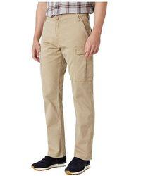 Wrangler Casey Cargo Pantaloni Casual - Neutro