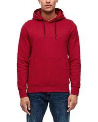 S.oliver 13.909.41.2833 Sweatshirt - Rot