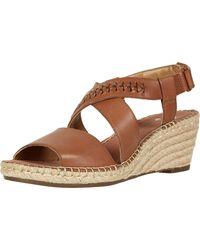 Clarks Petrina Bay Mahogany Leather 11 - Brown