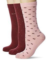 GANT Socks - Red