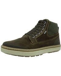 Geox U Mattias B Abx B Chukka Boots - Green