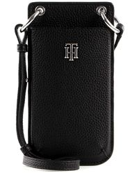 Tommy Hilfiger TH Essence Phone Wallet - Noir