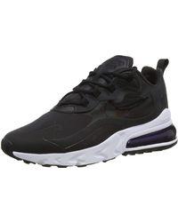 Nike Air Max en negro y blanco 270
