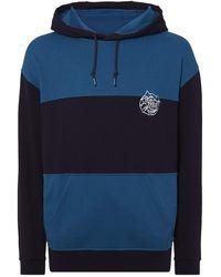 O'neill Sportswear Lm The Frozen Felpa con Cappuccio da Uomo - Blu