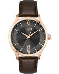 BOSS by HUGO BOSS Reloj de Pulsera 1513894 - Gris