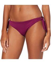 Seafolly - Loop Tie Side Hipster Slip Bikini - Lyst