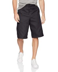 Dickies 15 Inch Inseam Work Short with Multi Use Pocket - Schwarz