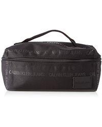 Calvin Klein Sport Essentials Washbag - Borse a spalla Uomo - Nero