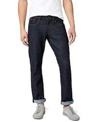 Tommy Hilfiger Uomo Ryan Original Jeans straight Straight - Blu