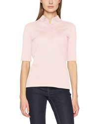 Lacoste - Damen Poloshirt - Lyst