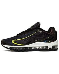 W Air Max Deluxe Black