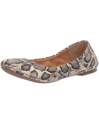 Lucky Brand Womens Emmie Ballet Flat - Multicolor