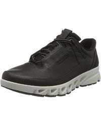Ecco Omni-vent M Low-top Sneakers - Black