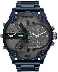 DIESEL - Horloge DZ7414 - Lyst