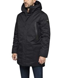 Replay M8015 .000.83416 Parka - Black